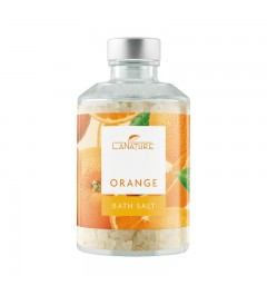 Bath Salt Orange, 250 gr