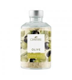 Bath Salt Olive, 250 gr
