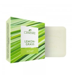 Vegetable Oil Soap La Savonette, 100 g - Lemongras