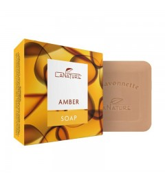 Vegetable Oil Soap La Savonette, 100 g - Amber