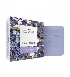 Vegetable Oil Soap La Savonette, 100 g - Lavender