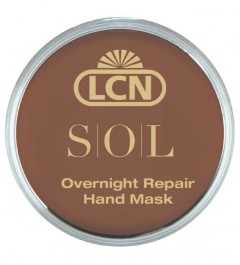 SOL Overnight Repair Hand Mask, 50 ml