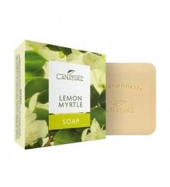 Vegetable Oil Soap La Savonette, 100 g - Lemon-Myrtle