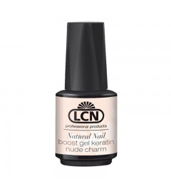 Natural Nail Boost Gel Keratin - nude charm - 10 ml