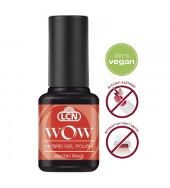 WOW Hybrid Gel Polish Neon, 8 ml - electric fever