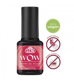 WOW Hybrid Gel Polish Neon, 8 ml - heatwave