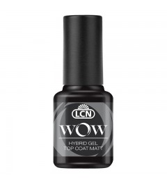 WOW Hybrid Gel Top Coat, 8 ml - Matt