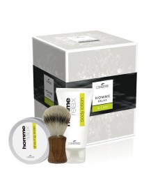 Homme Relax Shaving Duo