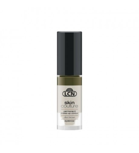 Skin Couture Permanent Make-up Colours Eyebrow, 5 ml - olive brown