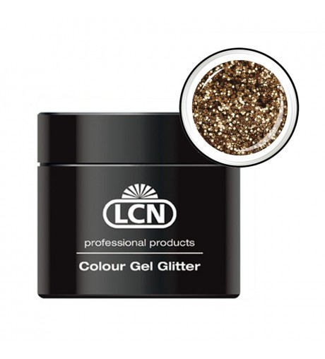 Colour Gel glitter 5 ml - Sand