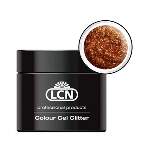 Colour Gel glitter 5 ml - Bronze