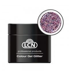 Colour Gel glitter 5 ml - Pink hologram