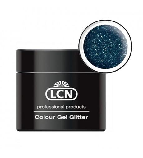 Colour Gel glitter 5 ml - Midnight blue