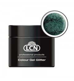Colour Gel glitter 5 ml - Hologram cayman green