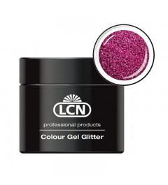 Colour Gel glitter 5 ml - Pink passion