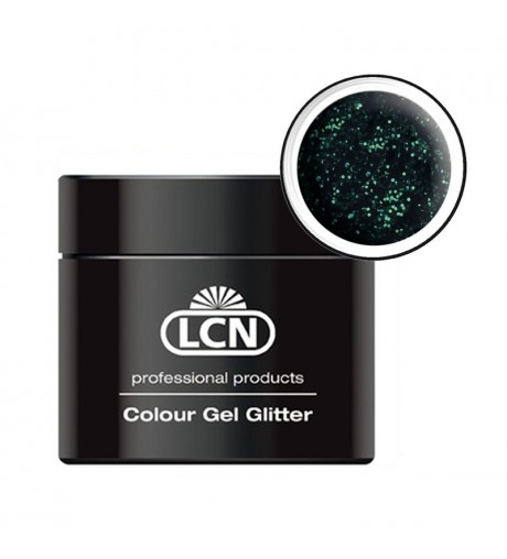Colour Gel glitter 5 ml - Jade green