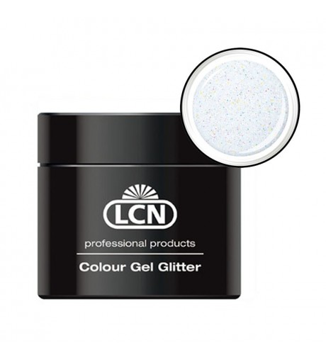 Colour Gel glitter 5 ml - White hologram