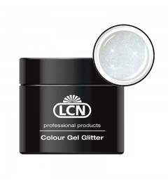 Colour Gel glitter 5 ml - holographic white