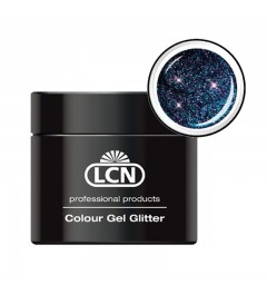 Colour Gel glitter 5 ml - dark glitter nights
