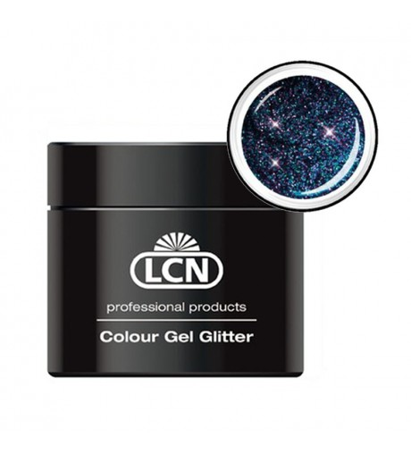 Colour Gel glitter 5 ml - dark glitter nights