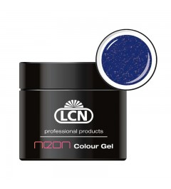 Colour Gels - Neon, 5 ml - glitter blue
