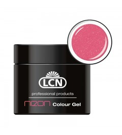 Colour Gels - Neon, 5 ml - glitter pink
