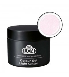 Colour Gel - Light Glitter 5 ml - Light Pastel