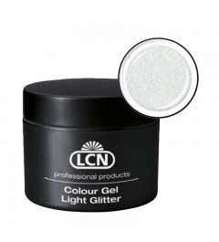 Colour Gel - Light Glitter 5 ml - Pearl Shine