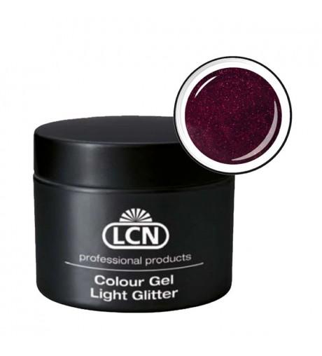 Colour Gel - Light Glitter 5 ml - Delight Pink