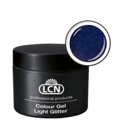 Colour Gel - Light Glitter 5 ml - Deep Lilac