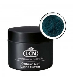 Colour Gel - Light Glitter 5 ml - Blue Sapphire