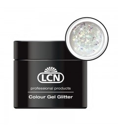 Colour Gel glitter 5 ml - Chrome rosegold