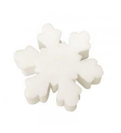 Sapone Xmas, Fiocco di neve