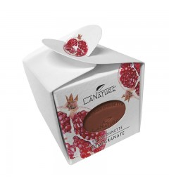 Guest Soap in Giftbox, 3 x 25g Pomegranate