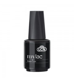 myLac Soak-off Base Coat, 10 ml
