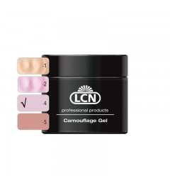 Camouflage Gel 15 ml - natural nude
