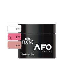 AFO Building Gel - pink - 15 ml