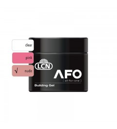 "AFO Building Gel ""nude"" , 15 ml"