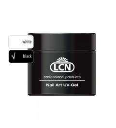 Nail Art UV-Gel, 5 ml - black