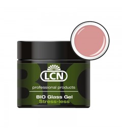 "Bio Glass Gel, ""Stress-less"", 10 ml - nude"
