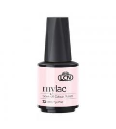 myLac Soak-off Colour Polish, 10 ml - creamy rose