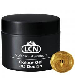 Colour Gel - 3D Design 5 m - Gold twinkle