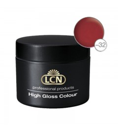 High Gloss Colours 10 ml - ruby red
