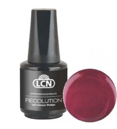 Recolution UV Colour Polish, 10 ml - strawberry red