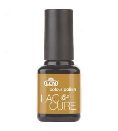 Lac&Cure colour polish, 8 ml - gold honey princess