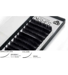 Captivating Lashes - 0,25 mm / J-Curl