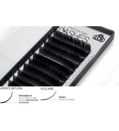 Captivating Lashes - 0,2 mm / C-Curl