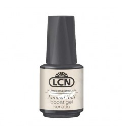 Natural Nail Boost Gel Keratin 10 ml