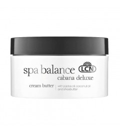"SPA Balance ""Cabana Deluxe"" Cream Butter, 50 ml"