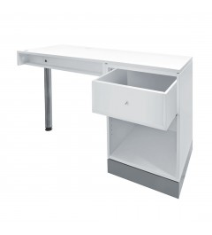 Nail Station Table con aspiratore